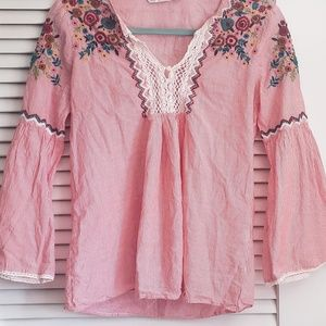 Boho Hippie Tunic Too